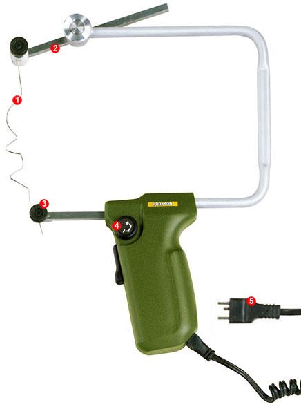 Proxxon Hotwire Cutter Thermocut 12E
