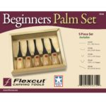 Flexcut Woodcarving Palm Tool Set FR310