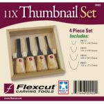 Flexcut Carving Thumbnail Set FR920