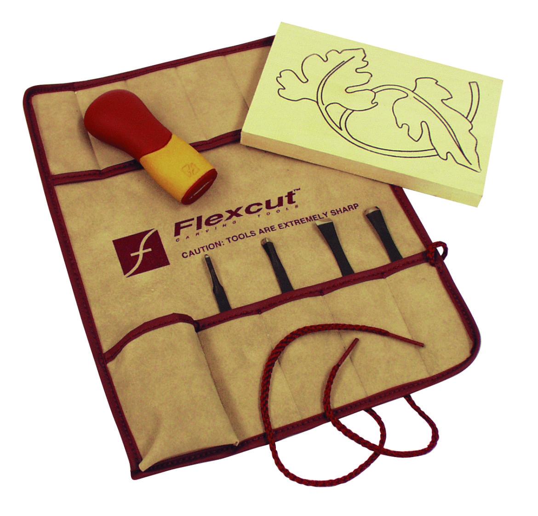 Flexcut Beginner Carving Set SK106