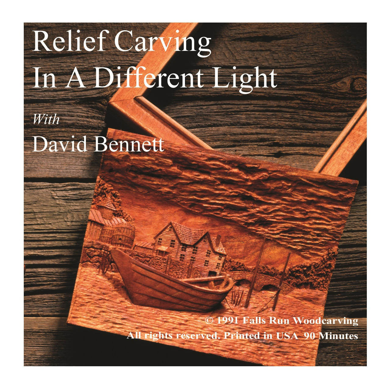 Relief carving in a different light dvd chippingaway