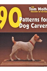 90 Patterns Dog Carvers