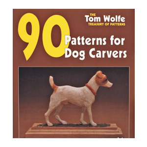 90 Patterns Dog Carvers