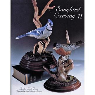 Songbird Carving II Rosalyn Daisey
