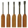 DockYard Micro Wood Carving Gouges