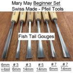 Mary May Carving Tool Sets