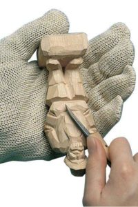 Using Wood Carving Tools Safely
