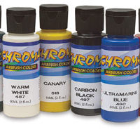 Jo Sonja Chroma Air Brush Paints
