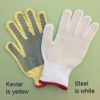 Carving Gloves Kevlar or Steel Fiber