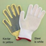 Safety Gloves Thumb and Finger