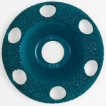 Holey Galahad Fine Green Carbide Disc