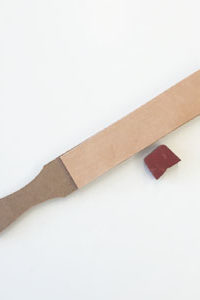 Leather Strop by Chipping Away
