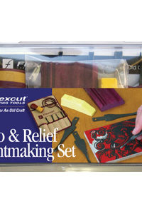 Lino Relief Printmaking Carving Set