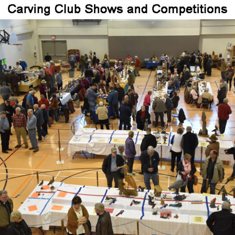 May 2017 Woodcarving Shows and Competitions