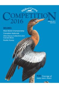 Wildfowl Carving Magazine COMPETITION 2016