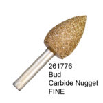 Bud Carbide Nugget FINE Carving Bur
