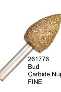 Bud Carbide Nugget FINE Carving Bur