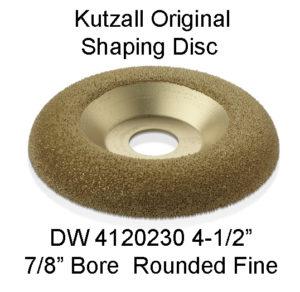 Kutzall Dish Carving Wheel FINE