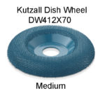 Kutzall Dish Carving Wheel Medium