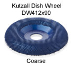 Kutzall Dish Carving Wheel COARSE