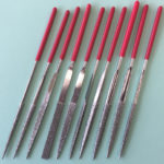 Woodcarvers Diamond Needle Files 10pc