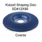 Kutzall Shaping Carving Disc COARSE