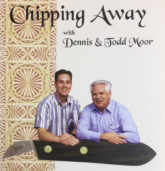 Chip carving dvd volume chippingaway
