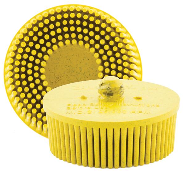 Merlin2 QC Bristle Medium Yellow