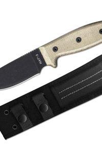 RAT Fixed Blade Bushcraft Survival Knife