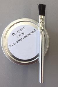 DockYard Slip Strop Compound Paste ONLY