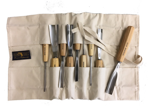 Canvas Tool Rolls