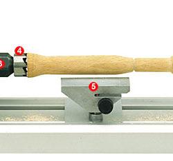 Proxxon Micro Woodturning Lathe