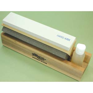Arkansas Tri Hone Sharpening Stones