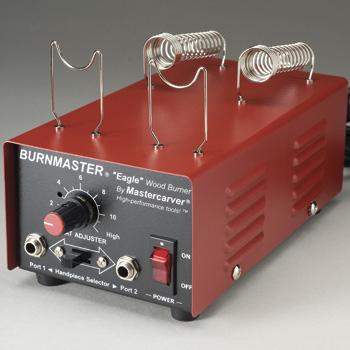 Burnmaster Eagle 2 Port Woodburner