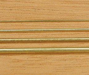 Solid Brass Rods