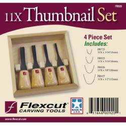 Flexcut Carving Thumbnail Set FR920