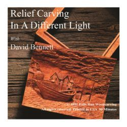 Relief Wood Carving DVDs