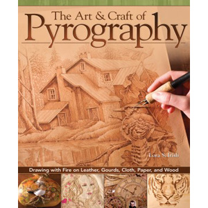 Art n Craft of Pyrography Woodburning