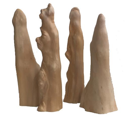 Carving Cypress Knees