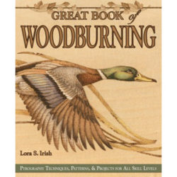 Great Book Woodburning n Patterns
