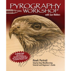 Awesome Pyrography Woodburning DVD