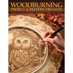 Woodburning Project n Pattern Treasury