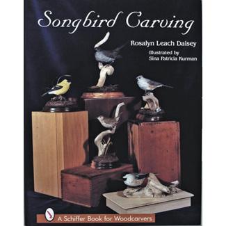 Songbird Carving Rosalyn Daisey