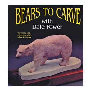 Bear Patterns For Wood Carvers