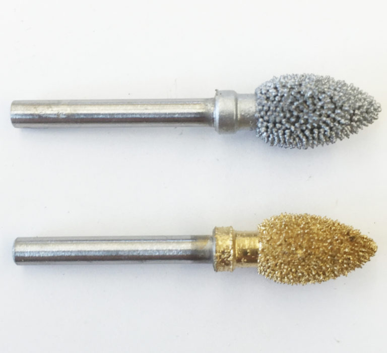 1-4 Flame Kutzall Carbide Burs