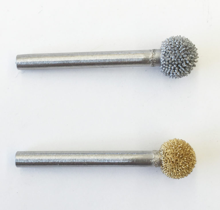 1-4 Sphere Kutzall Carbide Burs