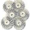 3M Radial Bristle Discs 1 inch Diameter 120grit
