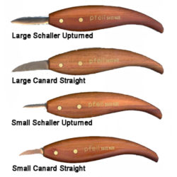 Set of 4 Pfeil Carving Knives