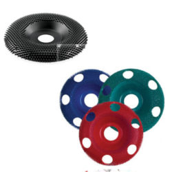 Woodcarving Carbide Abrasive Discs