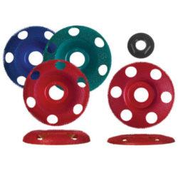 Holey Galahad Carbide Discs